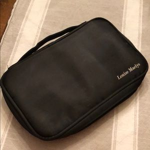 Louise Maelys Travel Makeup Brush Case